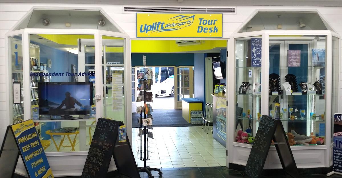 uplift watersports shop