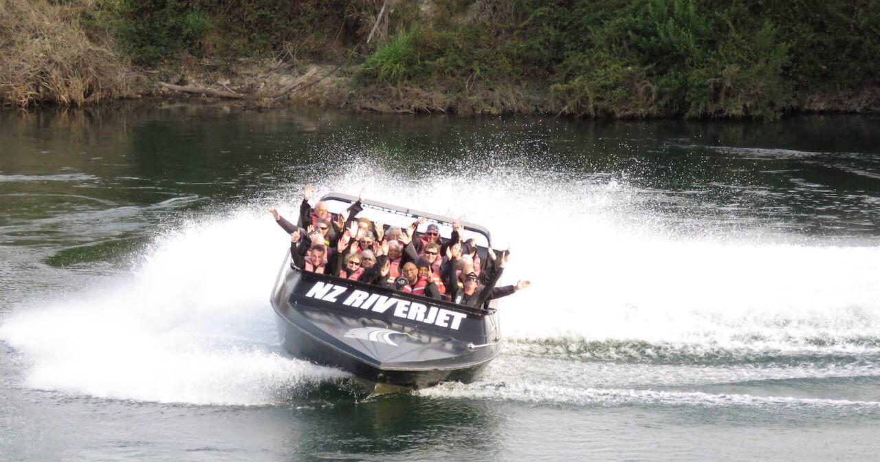 nz river jet boat up