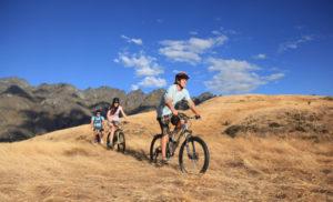 point trail biking