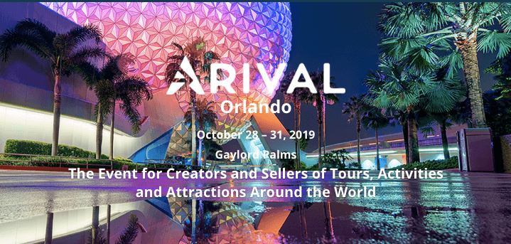 Wherewolf is going to Arival Orlando this October 2019 at the Gaylord Palms