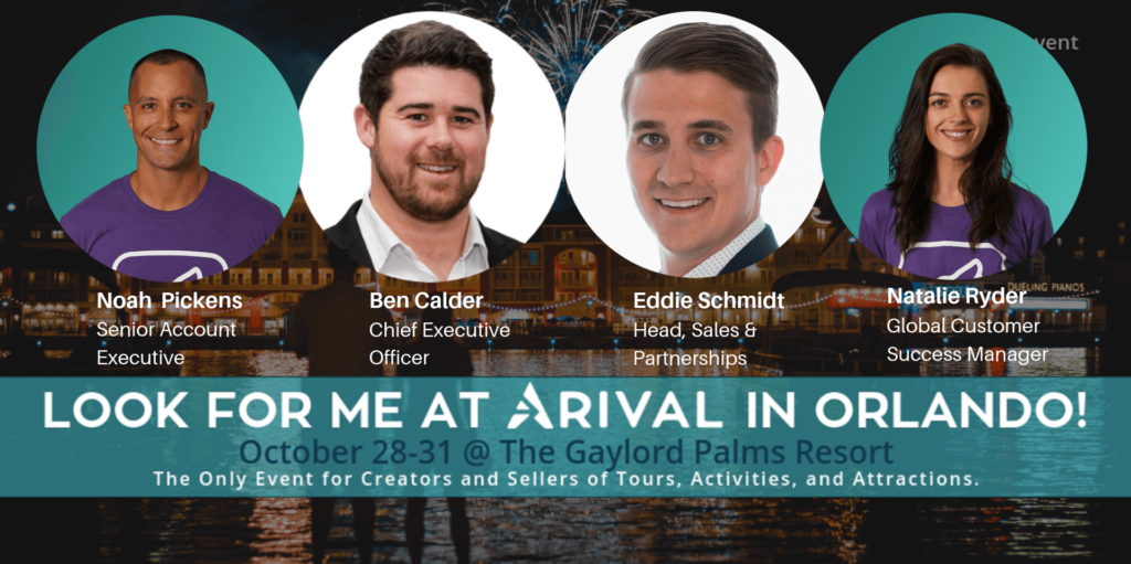 Meet the Wherewolf team at Arival Orlando 2019