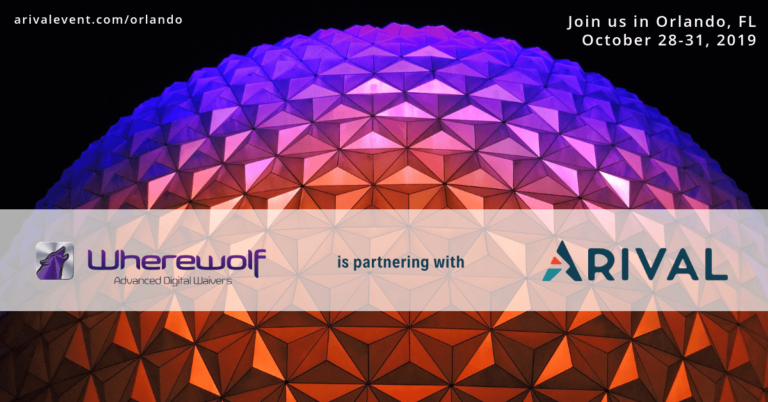 Wherewolf is partnering at Arival Orlando 2019