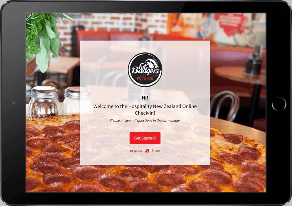 fb ipad fat burgers pizza